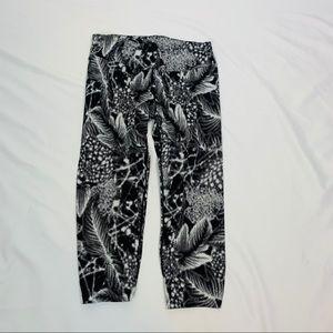 Calvin Klein Performance Leggings/Yoga  B&W  M